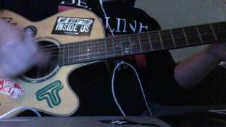 Front Porch Step - Burned (Cover)