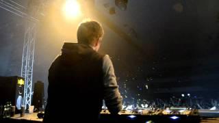 Nicky Romero LIVE @ SunDance Indoor Edition 2011 - Avicii - Levels