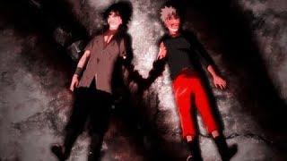 XXXTENTACION - Moon Rock (AMV Naruto vs Sasuke)