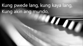 Kung Akin Ang Mundo, Erik Santos cover by Khevin Almario