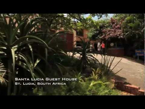 Santa Lucia Guest House, St Lucia, South Africa – GoHop.ie – Unravel Travel TV