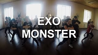 EXO - MONSTER | Cover by DOZA