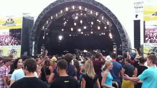 Pitbull - I know you want me (Live @ Openair Frauenfeld)