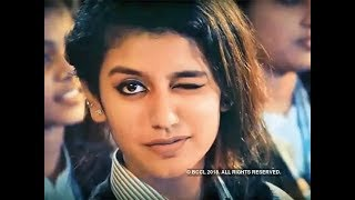 Priya Prakash Varrier. Vs M.N.Shah's Viral Wink. Perfect Wink to Wink. Action Reaction Video