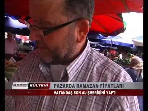 PAZARDA RAMAZAN FİYATLARI