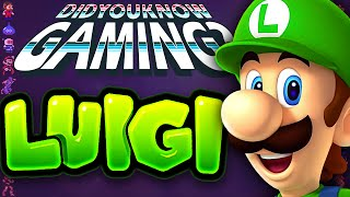 Luigi - Did You Know Gaming? Feat. Furst