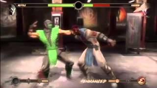 Mortal Kombat: Tribute to Reptile (Skrillex - Reptile's Theme)