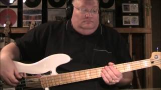 AC/DC Highway to Hell Bass Cover