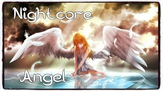 Nightcore - Angel (ZAYN ft. Rihanna) (Lyrics)