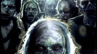 Zombie sound effects - zombie group roaming