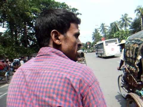 アキーラさん市内散策39!バングラデシュ・ダッカ!Dahka,Bangladesh