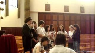 Grupo de Jovens da Camacha - Quem perde a sua vida por mim