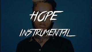 XXXTENTACION - HOPE Instrumental + FLP/WAW Trackouts