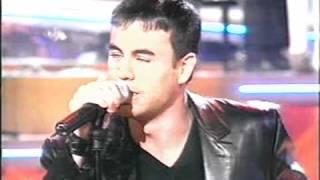 Enrique Iglesias rihythime divine (Nochevieja 1999)