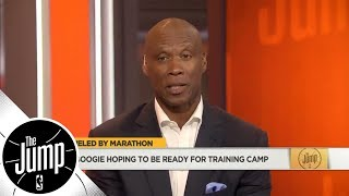 Byron Scott: DeMarcus Cousins shouldn't try to be ready by training camp | The Jump | ESPN