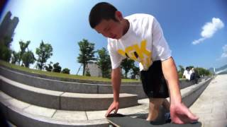 HOW TO〜 BACKSIDE TAILSLIDE