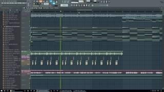 [FL Studio 12] Martin Garrix ft. Dua Lipa - Scared To Be Lonely