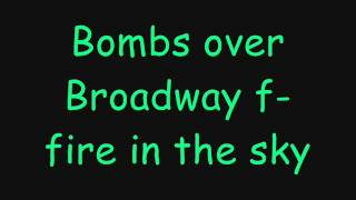 "Adam Lambert ""Evil In The Night"" Lyrics"