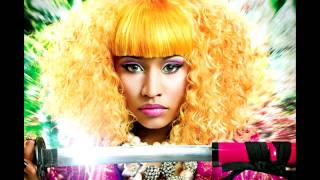 Nicki Minaj-You See Right Through Me (Offical Instrumental & Download) HD Quality