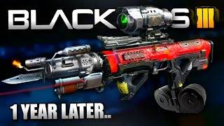 Call of Duty Black Ops 3 1 Year later... Supply Drop Weapons, NEW DLC WEAPONS, SECRETS AND MORE!