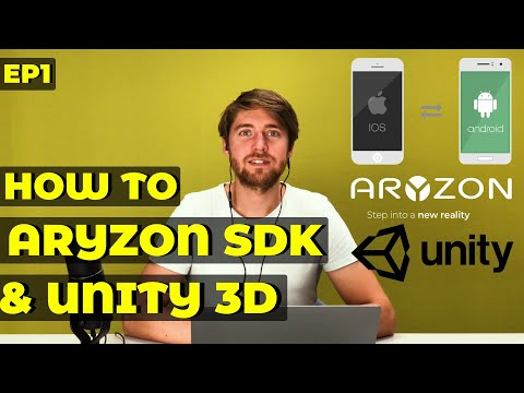 Download thumbnail for How to Import the Aryzon SDK Into Unity 3D