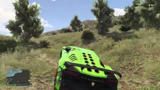 Grand Theft Auto V Fluke flip