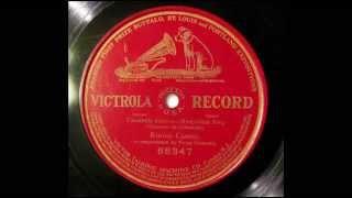 Enrico Caruso - Tarantella Sincera - Neapolitan Song (1912)