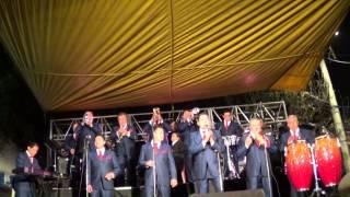Amor de Cabaret - La Unica Internacional Sonora Santanera en Tulyehualco D.F.