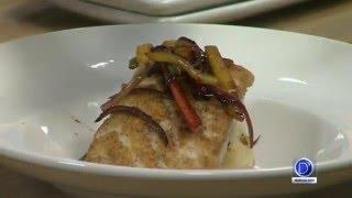 Tuna Perú Thai por Christopher y Fabiola de Coastal Restaurant