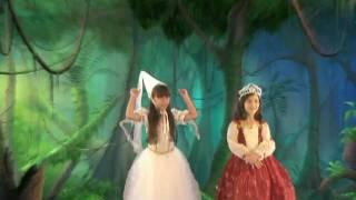A fada Isa e a princesa Juliana