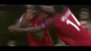 Eder Scores a goal against france Euro 2016