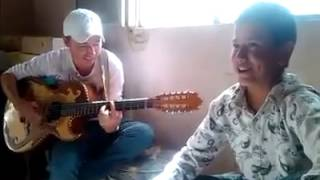 nino canta hermoso (se termino lo nuestro)cover