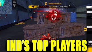 India's Topnplayers tournament|| India's top Free fire guild|| Run Gaming