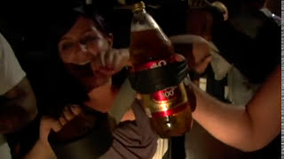 "Unearth's ""Edward 40 Hands"" party at Rockstar Energy Drink Mayhem Fest 2011"