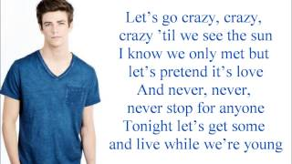 Live While We're Young Glee Lyrics