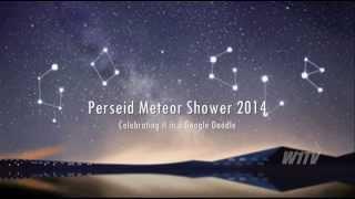 Live: Chuva de Meteoros Perseidas 12/08/2014 - Transmissão ao Vivo no Youtube e Nasa