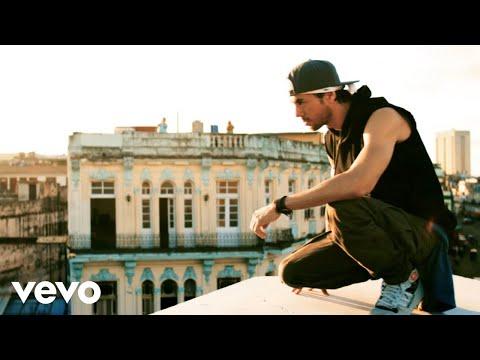 Subeme La Radio de Enrique Iglesias Letra y Video
