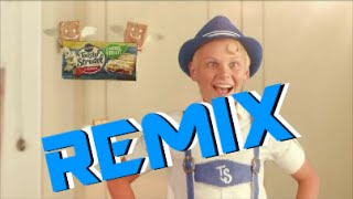 The Toaster Strudel Kid On Crack (Remix)