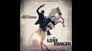 The Lone Ranger - Soundtrack - End Credits(Cut Version)