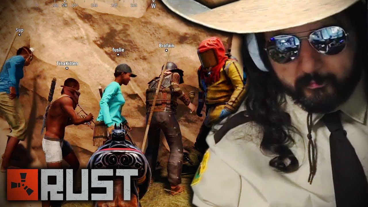Esfand - Bringing Justice to Offline TV Rust RP