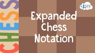 Chess: Notation of Moves and Captures