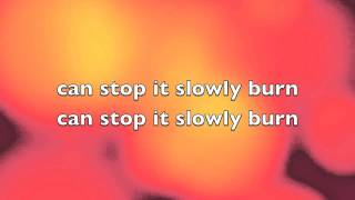 Up in Flames-Coldplay (Lyrics)