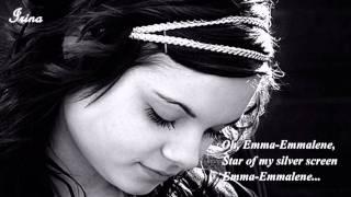 Errol Brown ~ Emmalene __ Lyrics