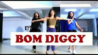 Zack Knight x Jasmin Walia - Bom Diggy | Dance Choreography by Shania Rawther