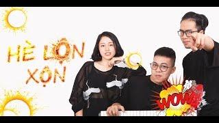 HMMM. HÈ LỘN XỘN - LỘN XỘN BAND QUÁN QUÂN SING MY SONG x SUNHOUSE - OFFICIAL MUSIC VIDEO