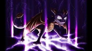 spyro: monster