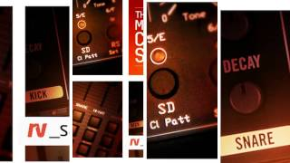 Thomas Penton Main Room Claps & Snares - Drum Kit Samples - RV Samples