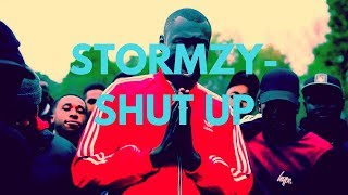Stormzy - Shut Up (lyrics)