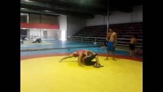 Murillo vs quevedo lucha roud 2