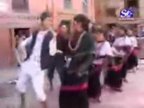Newari Dance in Holi, Kathmandu